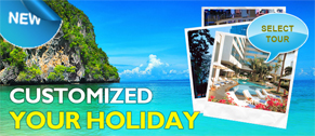 customized holiday packages